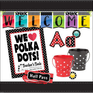 *We Love Polka Dots Style Guide