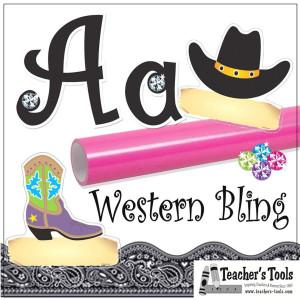 *Western Bling