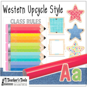 *Western Upcycle Style Guide