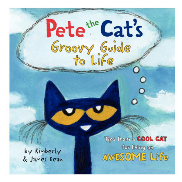 Pete The Cat\'s Groovy Guide to Life - Shop By Color or Theme