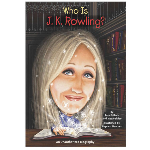 Who is J.K. Rowling? Book