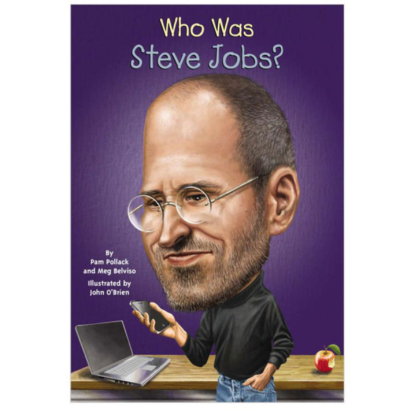Who was Steve Jobs? Book