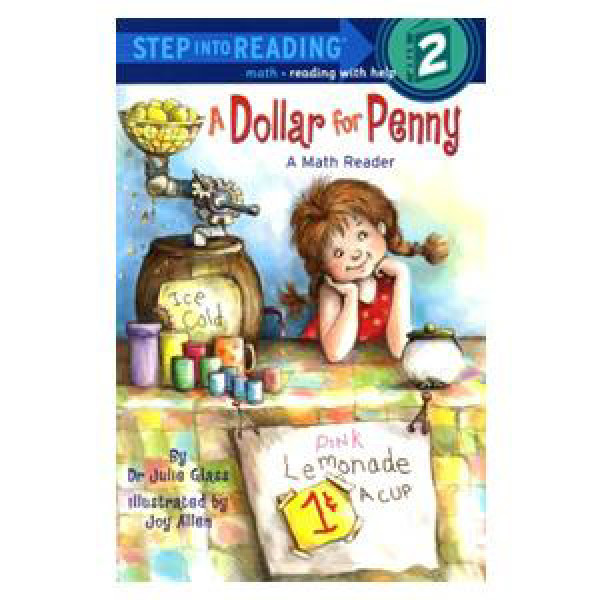 A Dollar for Penny Math Reader-Step 2