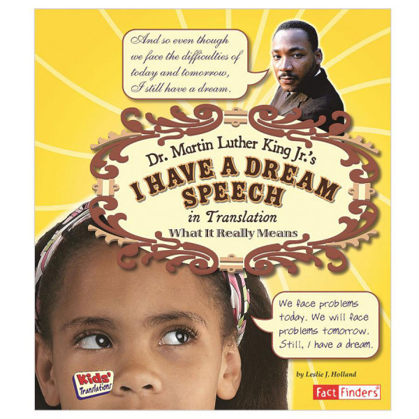 MLK's I Have a Dream Speech in Translation
