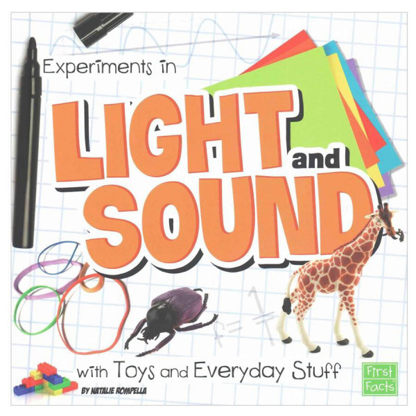 Experiments in Light & Sound