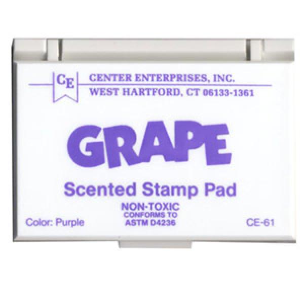Grape (Purple) Scented Stamp Pad