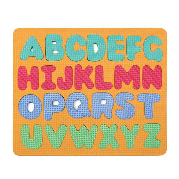 Wonderfoam Magnetic Capital Letters Puzzle