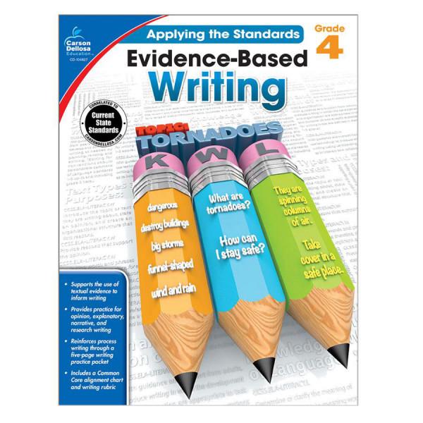 Evidence Based Writing Book-Grade 4
