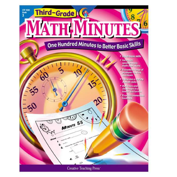 Math Minutes- Third Grade