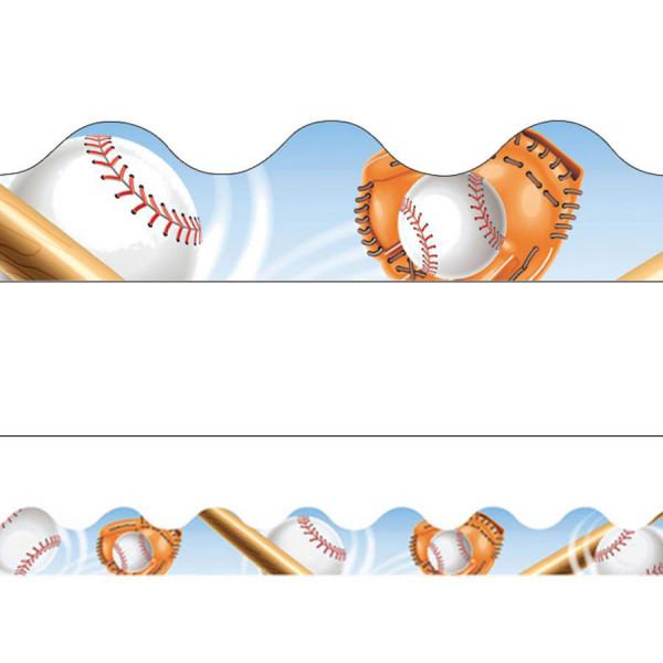 Baseball Border