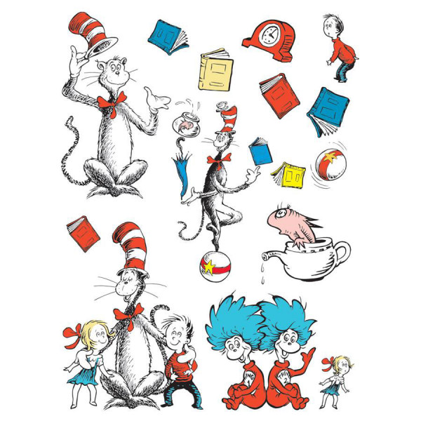 Cat In The Hat Large Characters BB