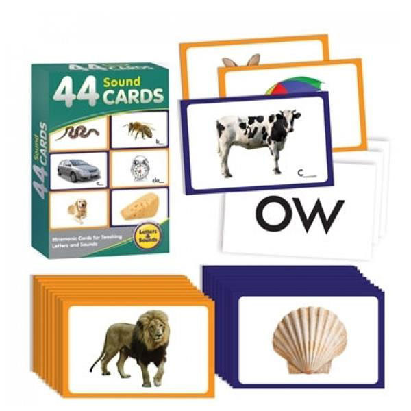 44 Sound Cards
