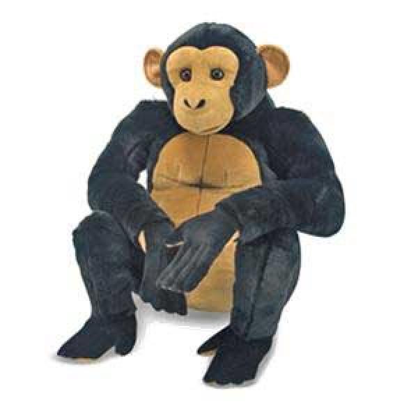 Chimpanzee Plush