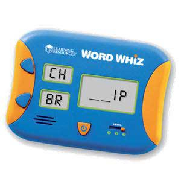 Word Whiz Electronic Flash Cards