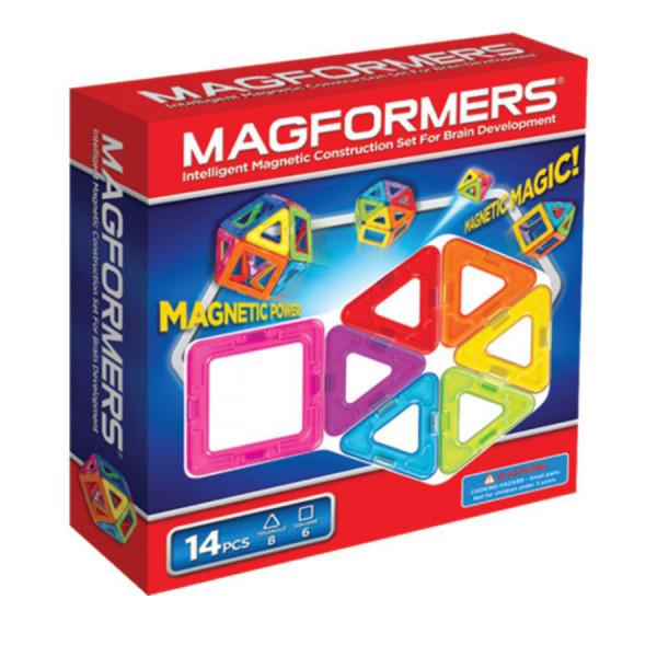 Magformers-14 Piece Set