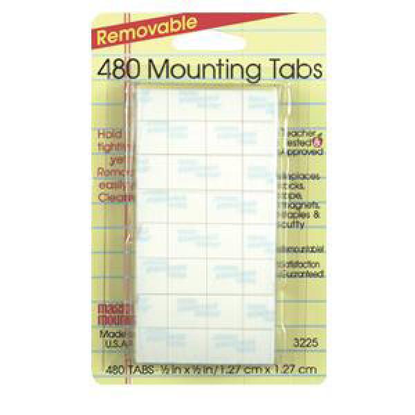 "480 Mounting Tabs-1/2"" x 1/2"""