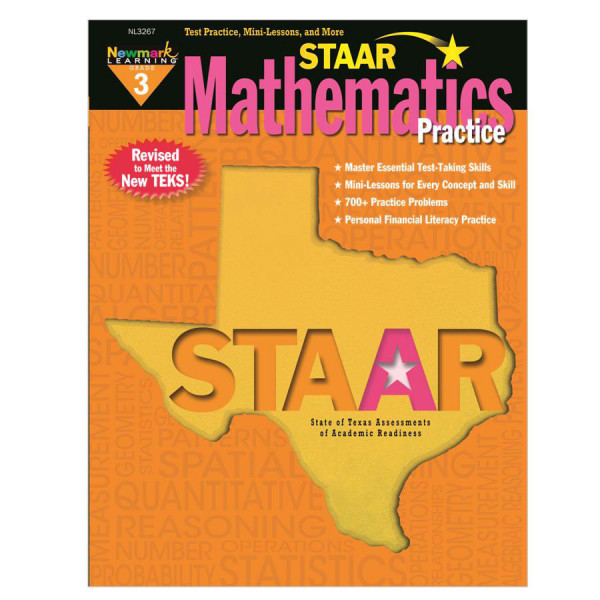 Staar Math Practice Grade 3 1st 2nd 3rd Grades Learning At