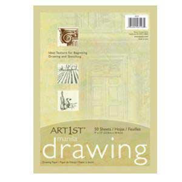 "Manila Drawing Paper - 9""x12"""