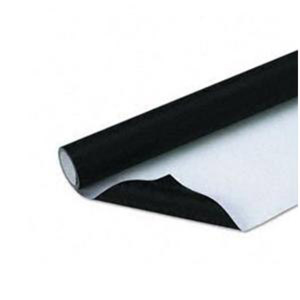 Black Fadeless Bulletin Board Paper