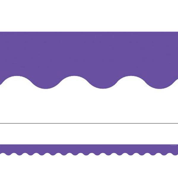 Ultra Purple Border
