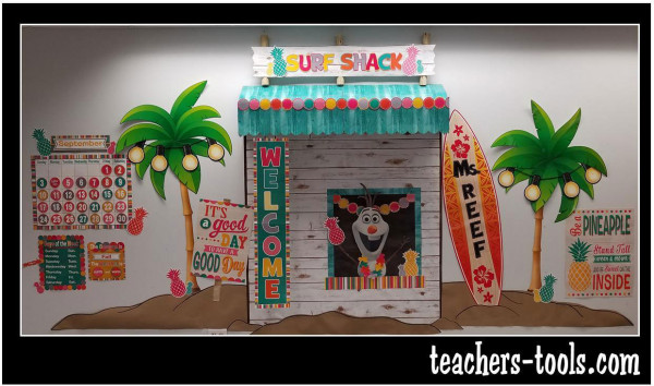 *Tropical Punch Surf S...