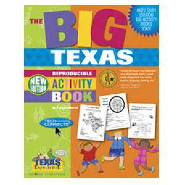 Big Texas Reproducible Book