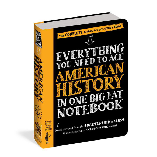American History Big Fat Notebook