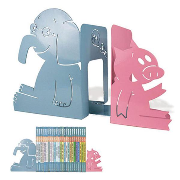 Elephant & Piggie Bookends