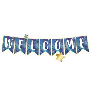 Galaxy Welcome Bulletin Board