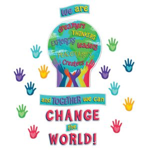 Together We Can Change the World BB