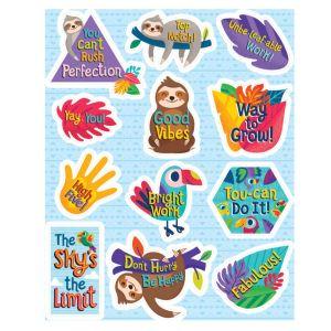 One World Motivators Stickers
