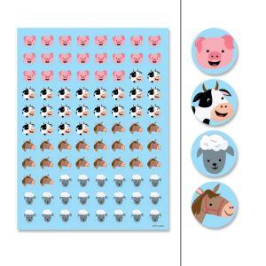 Farm Friends Incentive Sticker