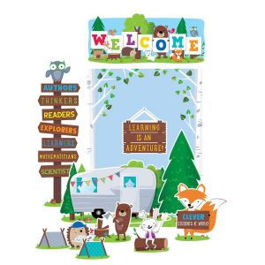 Woodland Friends Welcome Bulletin Board