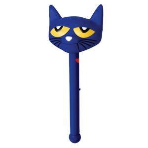 Pete the Cat Puppet-on-a-Stick