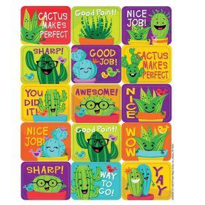 Sharp Bunch Success Stickers