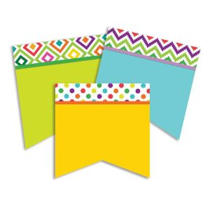 Sharp Bunch Flags Cut-Outs