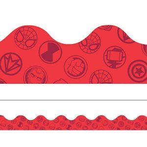 Marvel Super Hero Adventure Symbols Border
