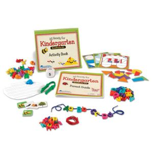 All Ready for Kindergarten Readiness Kit