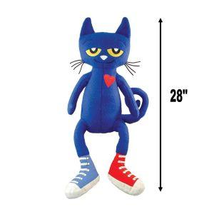 Pete the Cat Big Plush 28