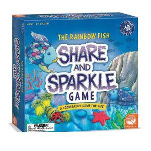 Rainbow Fish Share & Sparkle Game