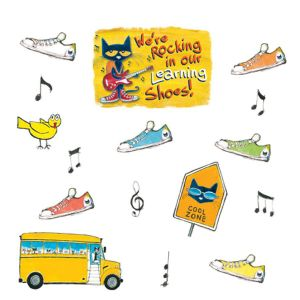 Pete The Cat-We're Rocking Our Learning Shoes BB