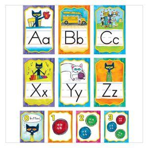 Pete the Cat Alphabet Bulletin Board