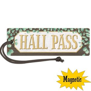 Eucalyptus Magnetic Hall Pass