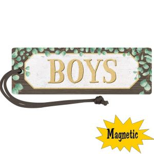 Eucalyptus Magnetic Boys Hall Pass