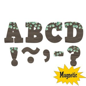 Eucalyptus Bold Block Magnetic 3