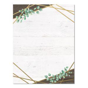 Eucalyptus Blank Poster