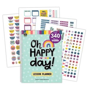 Oh Happy Day! Lesson Planner