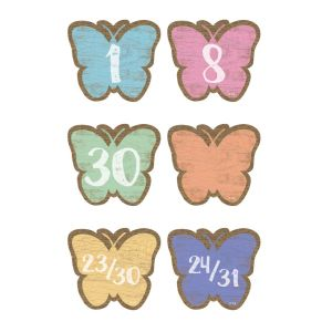 Home Sweet Classroom Butterflies Calendar Days