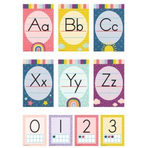 Oh Happy Day Alphabet Line