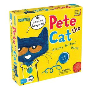 Pete The Cat-I Love My White Shoes Game